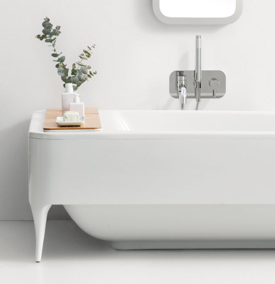 Free Standing Bathtub Bisazza - TheBathOutlet.com